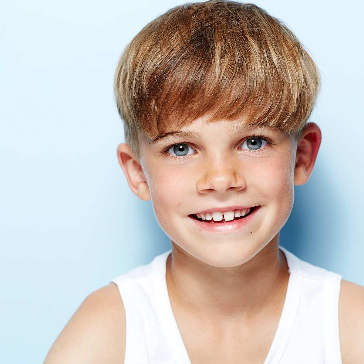 Caries dental - Caries en niños