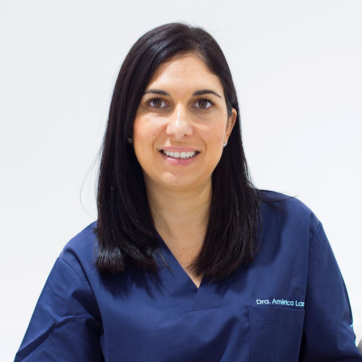 Dra. América Lara - Odontopediatría