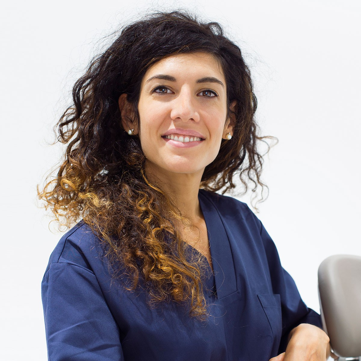 Dra. María Giulia Pezzola - Odontóloga especialista en Implantoprótesis