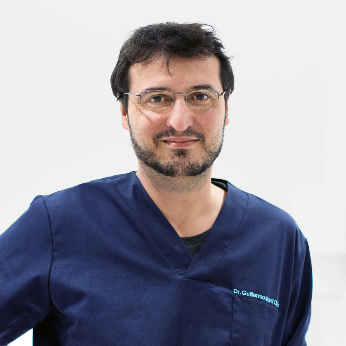 Dr. Guillermo Martí